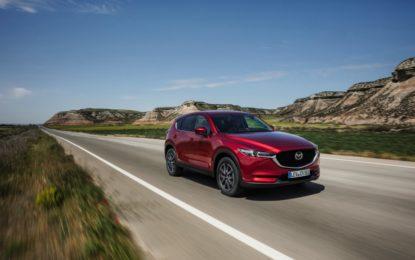 Nuova CX-5 e le altre novità Mazda a Francoforte