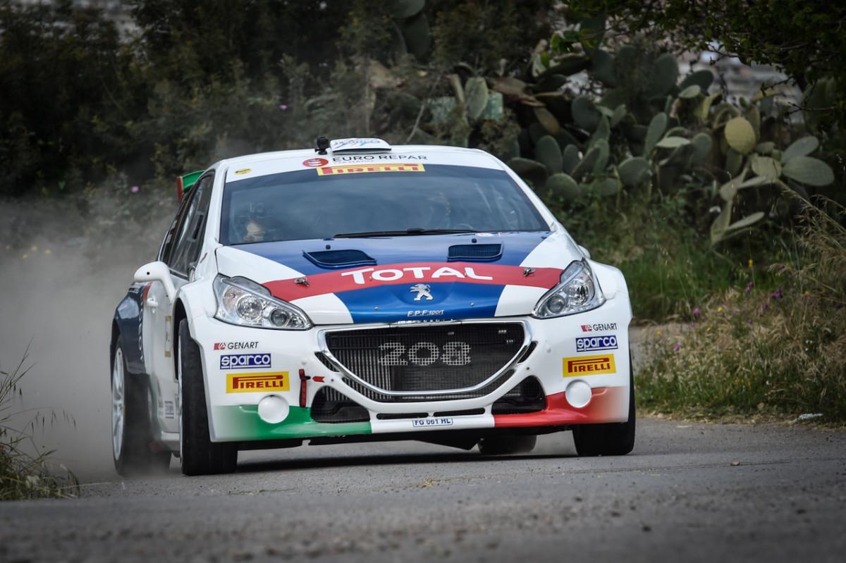 Peugeot Sport Italia al Rally di Roma Capitale