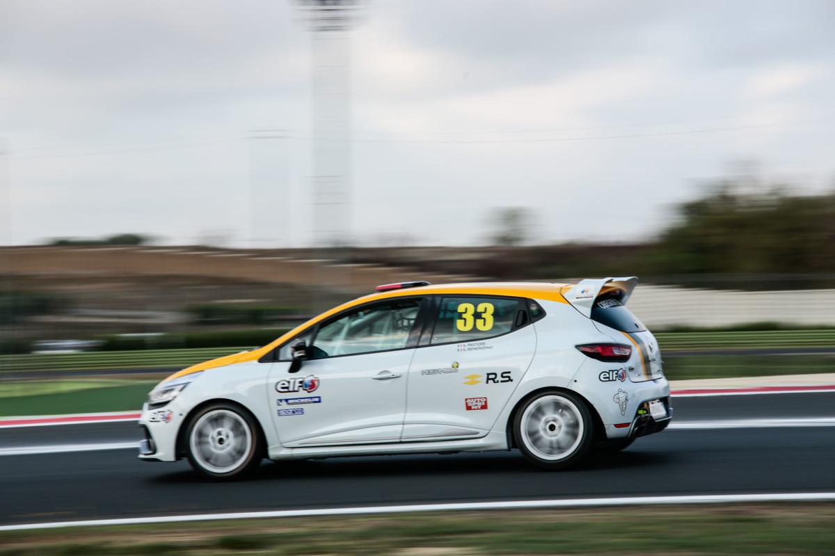 Clio Cup Italia: il punto sul weekend a Vallelunga