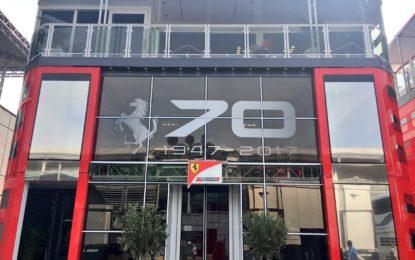 70 anni Ferrari: Montezemolo non ci sarà