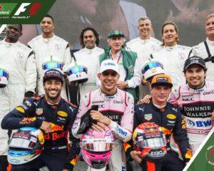 Piloti e calciatori con Heineken a Monza per la guida responsabile