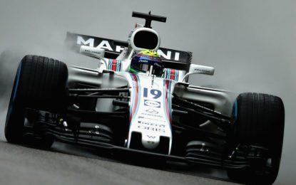 GP Italia: FP3 ridotte al minimo causa pioggia