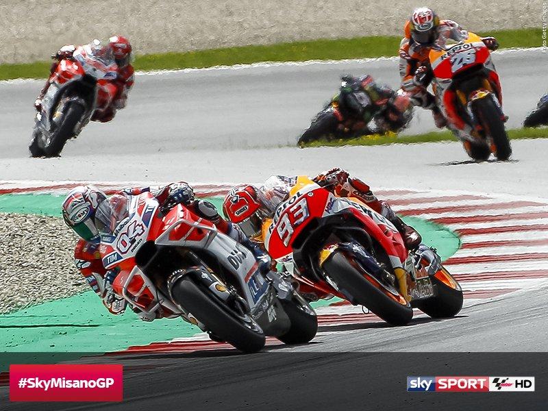 GP di San Marino e della Riviera di Rimini: gli orari TV