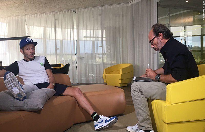 46 – Stop&Go: l'intervista di Guido Meda a Valentino Rossi