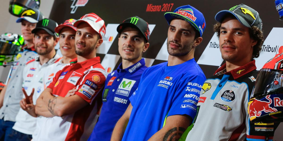 Misano: la conferenza piloti dà il via al weekend