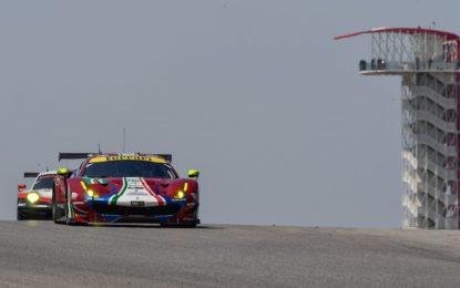 WEC: ancora una pole e un podio per Davide Rigon