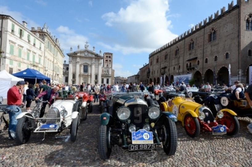 27° Gran Premio Nuvolari: poche ore alla partenza