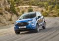 Ford a Francoforte con EcoSport, Tourneo Custom, Ranger e Mustang
