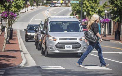 Ford e Virginia Tech per la guida autonoma
