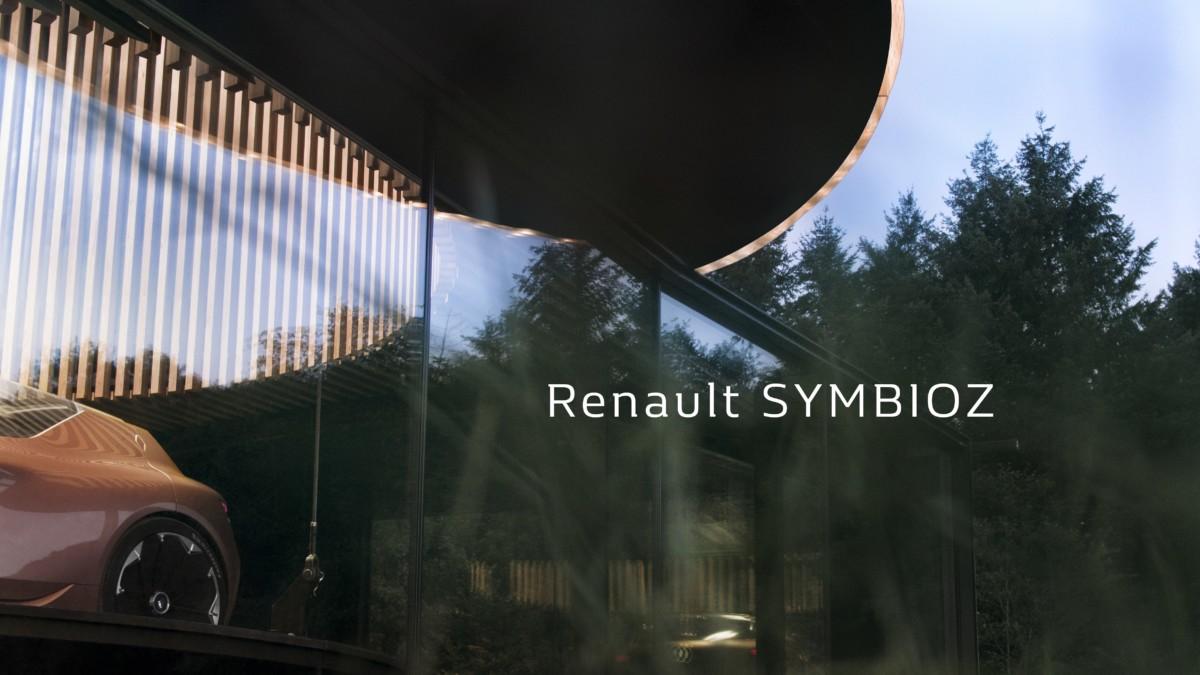 Renault SYMBIOZ: la mobilità del futuro