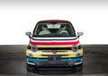 Fiat 500C Missoni by Garage Italia Custon all'asta per amfAR