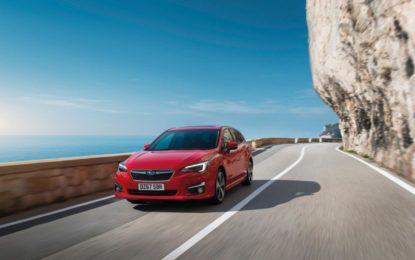 Nuova Subaru Impreza pronta per il mercato italiano