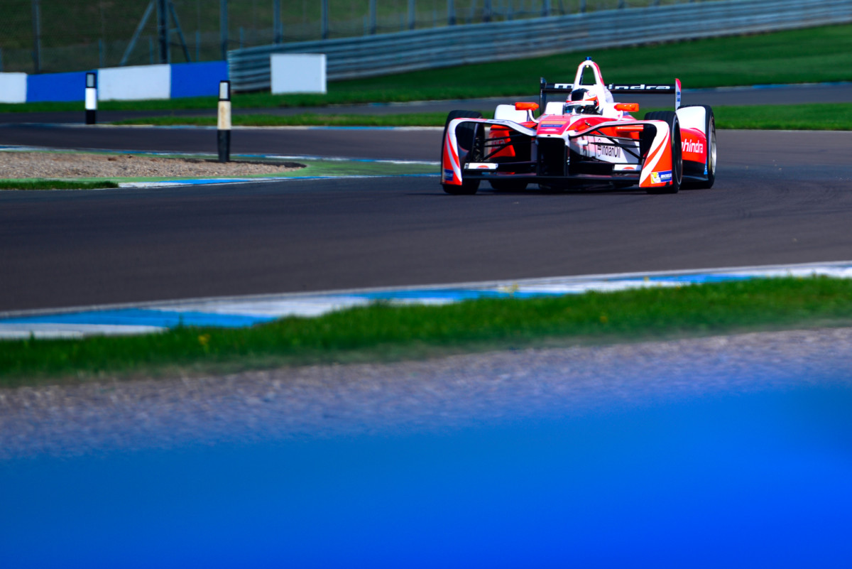 Mahindra Racing: #DrivenByDesign