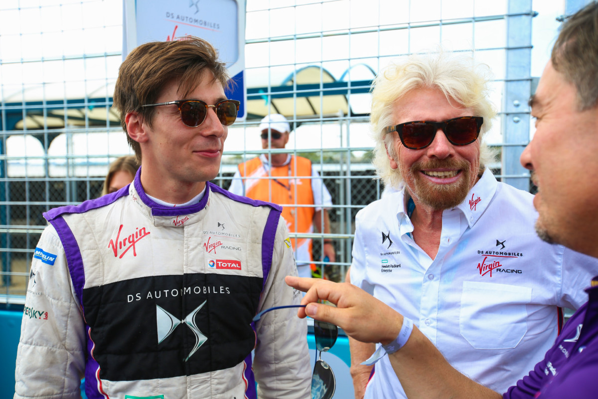 Formula E: DS Virgin Racing ingaggia Alex Lynn