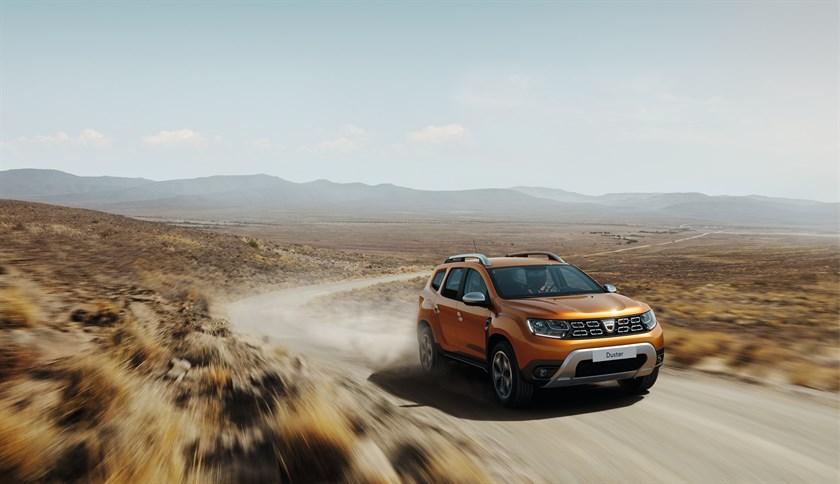 Dacia lancia il Nuovo Duster