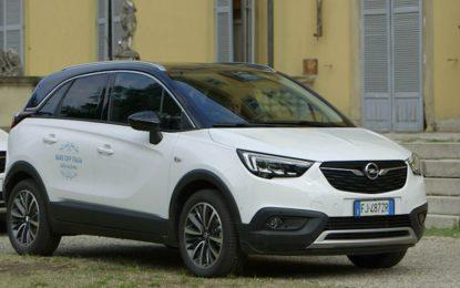 Viaggio digital per Opel Crossland X