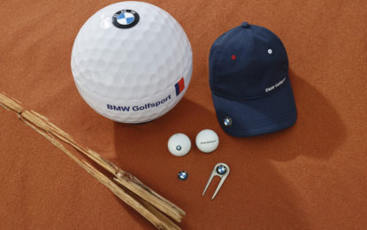 BMW Italia Main Sponsor dell'Open d'Italia di Golf