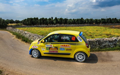 I Trofei Renault al Rally di Roma Capitale