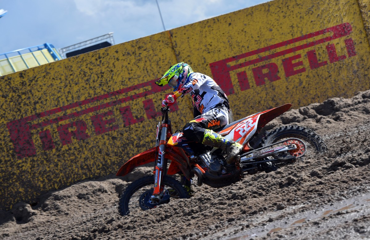 Assen: Antonio Cairoli nove volte Campione di Motocross