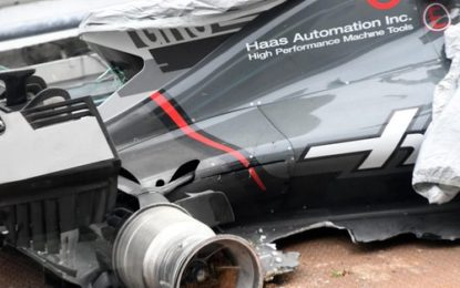 La Haas vuole che Sepang paghi i danni