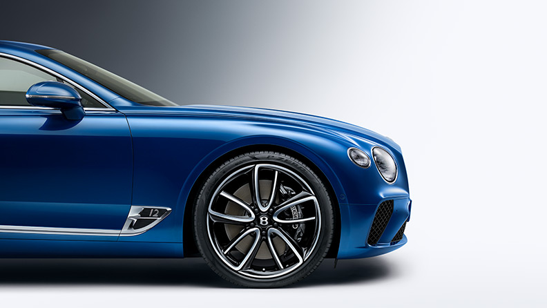 Pirelli e Bentley: partner nell'eccellenza