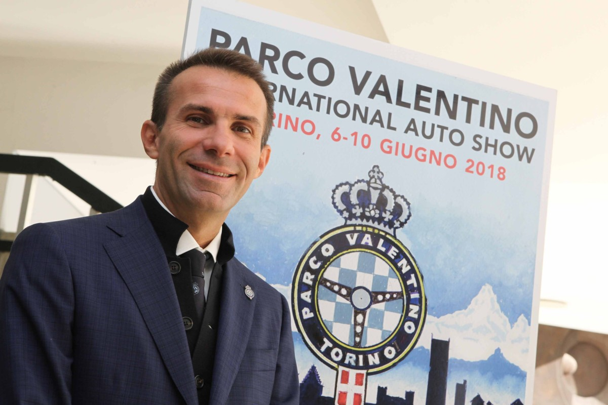 Presentata la 4ª edizione di Parco Valentino International Auto Show