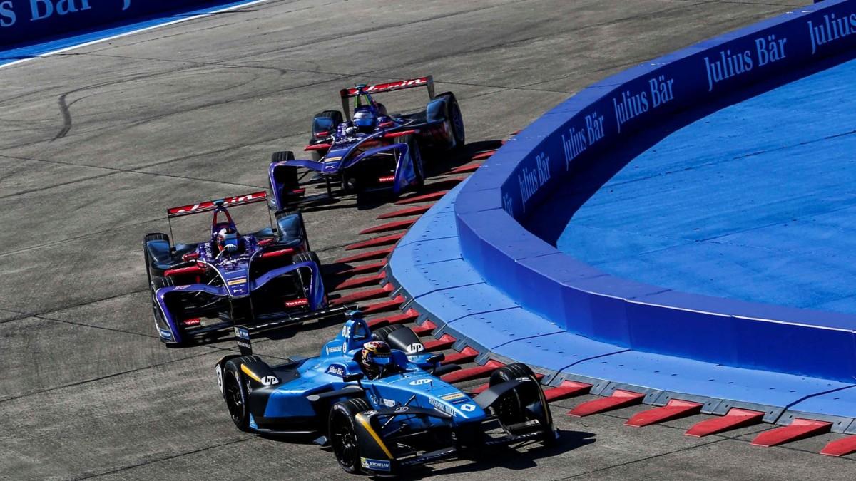 La Formula E riporta le corse in Svizzera