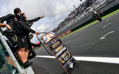 Jonathan Rea Campione Superbike per il 3° anno consecutivo