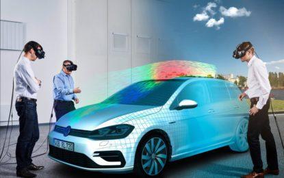 La prossima Golf è già realtà… virtuale