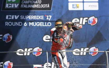 CIV: Michele Pirro Campione classe Superbike con Pirelli