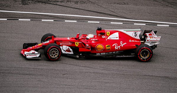 Ferrari davanti alle Red Bull nelle libere di Sepang