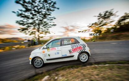 Rally di Roma: il punto dei Trofei Renault