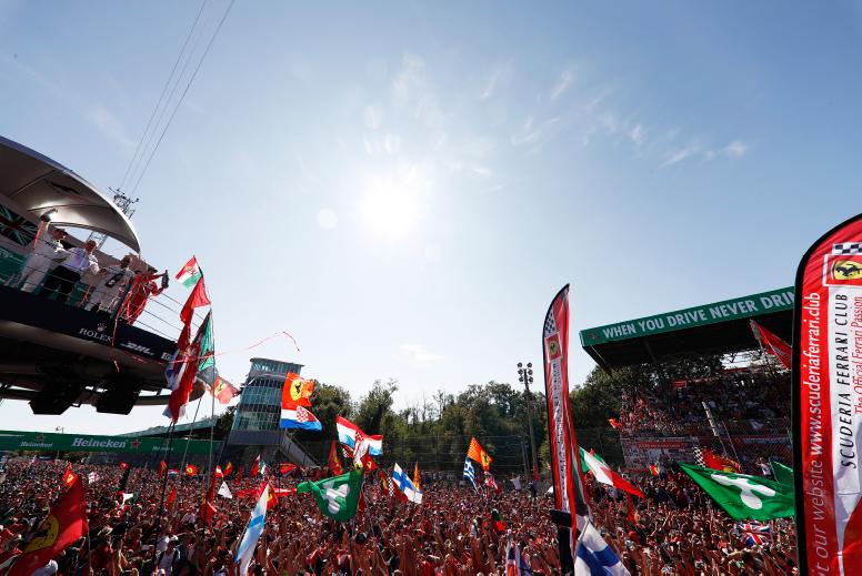 Folla da record a Monza per un GP sempre unico