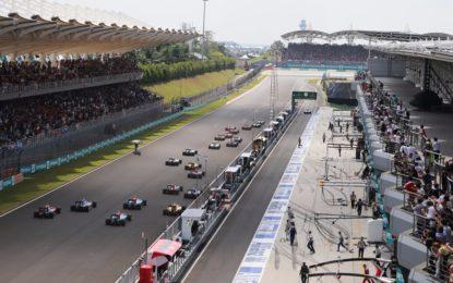 GP della Malesia: gli orari TV