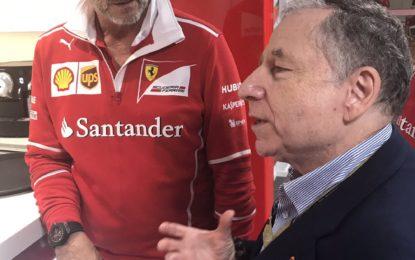 """Todt: """"La Ferrari è libera di lasciare la F1"""""""