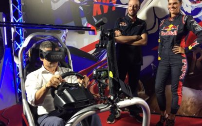 Toro Rosso Virtual Reality: da provare nel weekend