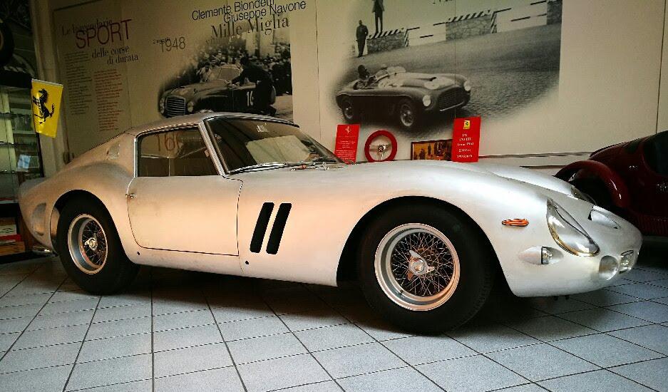 Modena Motor Gallery: pezzi rari all'asta