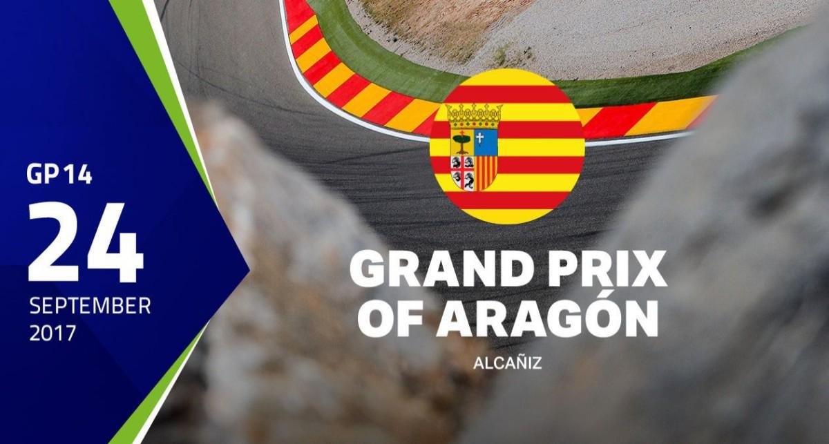 MotoGP: gli orari in TV del GP di Aragon
