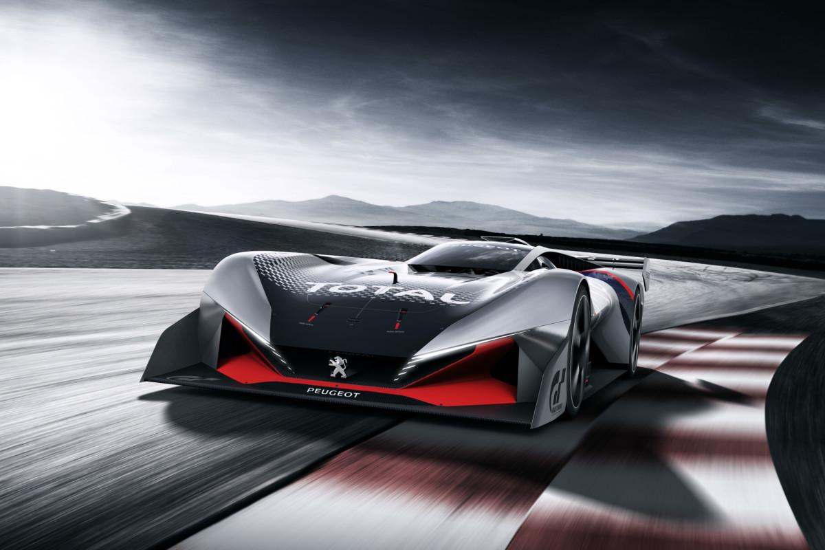 PEUGEOT L 750 R HYbrid Vision Gran Turismo