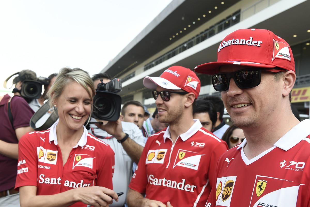 Messico: i piloti Ferrari lotteranno fino alla fine