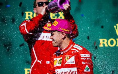 GP USA: Ferrari soddisfatta ma non del tutto