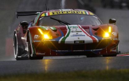 La Ferrari domina la 6 Ore del Fuji