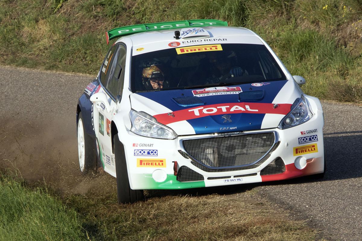 Due Valli: la prima tappa a Peugeot e Andreucci