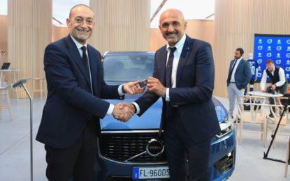 Volvo e Inter: si rinnova una collaborazione di successo