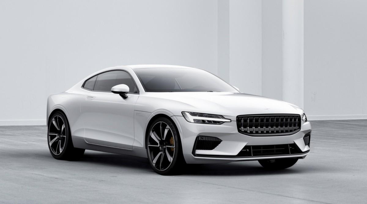 Polestar 1: la prima auto del brand