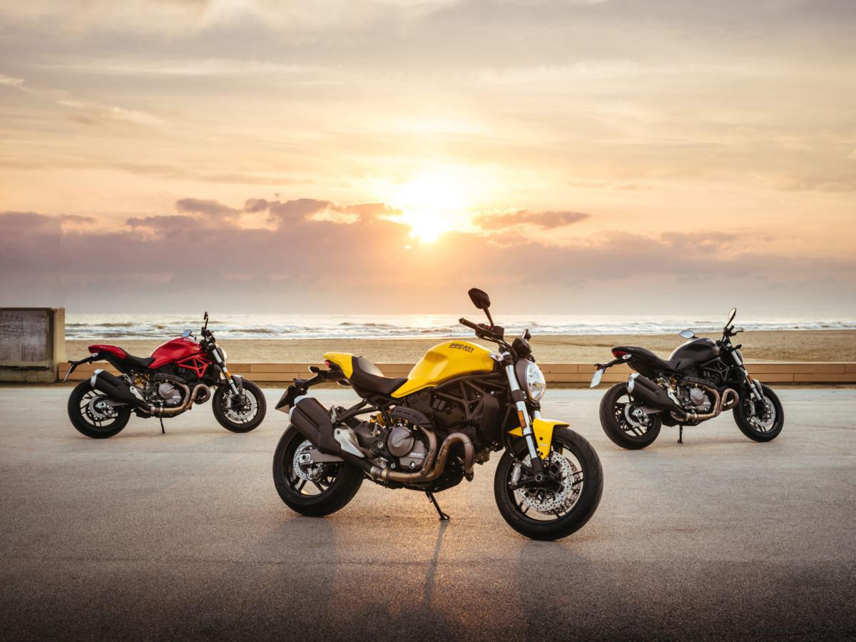 Ducati presenta il nuovo Monster 821
