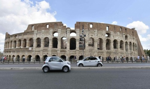 Car sharing: i motivi di un fenomeno in crescita
