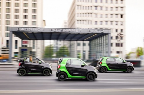 smart electric drive a Smart Mobility World