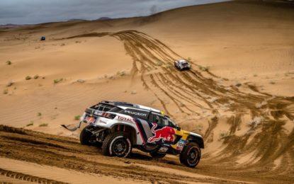 Marocco: Loeb a bersaglio in Tappa 1