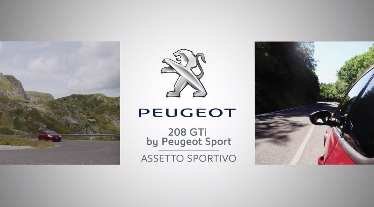 208 GTi by Peugeot Sport Assetto Sportivo